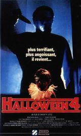Affiche Halloween 4 : Le Retour de Michael Myers