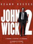 Affiche John Wick 2