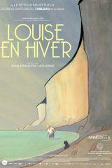 Affiche Louise en hiver