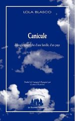 Couverture Canicule