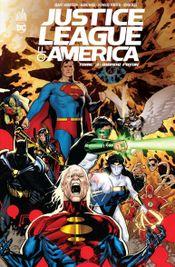 Couverture Monde Futur - Justice League of America, tome 3