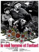 Affiche Le Vieil Homme et l'enfant