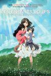Affiche Les Enfants loups, Ame & Yuki
