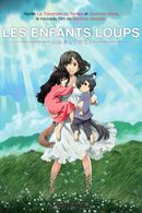 Affiche Les enfants loups, Ame et Yuki