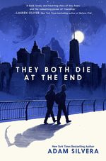 Couverture They Both Die at the End