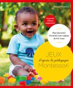 Couverture Jeux d'après la pédagogie Montessori