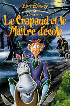 Affiche Le Crapaud et le Maître d'école