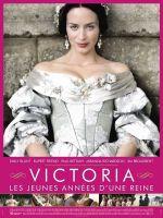 Affiche Victoria - Les Jeunes Années d'une reine