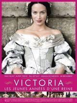 Affiche Victoria, les Jeunes Années d'une reine