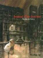 Couverture Journal d'un fantôme