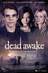 Affiche Dead Awake