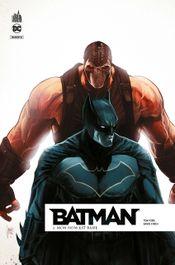 Couverture Mon nom est Bane - Batman (Rebirth), tome 3
