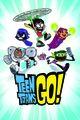 Affiche Teen Titans Go!