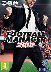 Jaquette Football Manager 2018