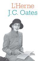 Couverture Joyce Carol Oates (Cahier)