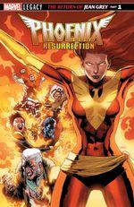 Couverture Phoenix Resurrection: The Return Of Jean Grey (2017 - 2018)