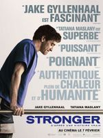Affiche Stronger