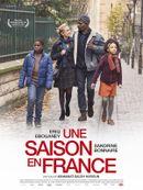 Affiche Une saison en France