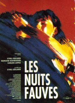 Affiche Les Nuits fauves