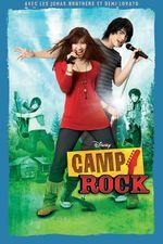 Affiche Camp Rock
