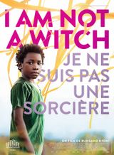 Affiche I Am Not a Witch