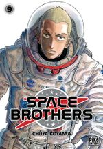 Couverture Space Brothers, tome 9
