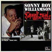 Pochette Sonny Boy Williamson & The Yardbirds (Live)