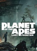 Jaquette Planet of the Apes: Last Frontier