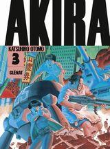 Couverture Akira (Noir et Blanc) - Édition originale, tome 3