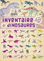 Couverture Inventaire illustré des dinosaures