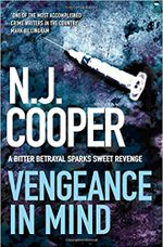 Couverture Vengeance in Mind