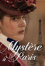 Affiche Mystère à Paris