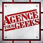 Affiche Agence Tous Geeks