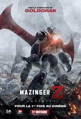 Affiche Mazinger Z : Infinity
