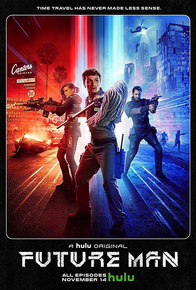 Future Man S01 VF [HDTV + 720p]