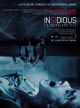 Affiche Insidious : La Dernière Clé