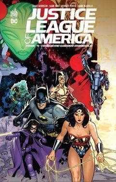 Couverture Troisième Guerre Mondiale - Justice League of America, tome 4