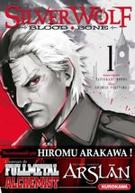 Couverture Silver Wolf, Blood, Bone - Tome 1