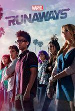 Affiche Marvel's Runaways