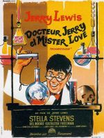 Affiche Docteur Jerry et Mister Love