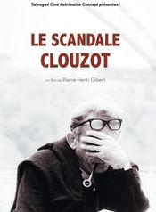 Affiche Le scandale Clouzot