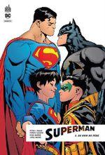 Couverture Au Nom du père - Superman (Rebirth), tome 2