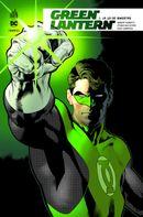 Couverture La loi de sinestro - Green Lantern (Rebirth), tome 1
