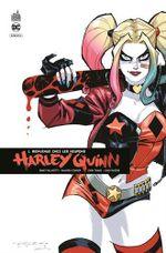 Couverture Bienvenue chez les keupons - Harley Quinn (Rebirth), tome 1