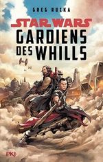 Couverture Star Wars : Gardiens des Whills