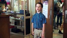 screenshots Sheldon rentre au lycée