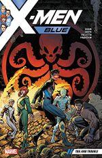 Couverture X-Men Blue (2017), tome 2