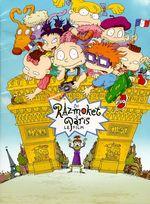 Affiche Les Razmoket à Paris, le film