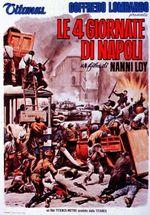 Affiche La bataille de Naples