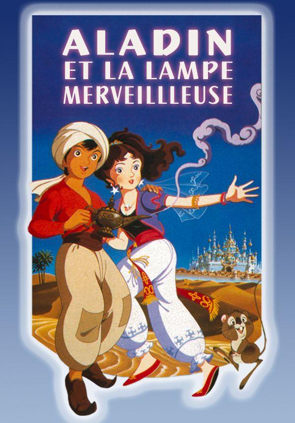 Aladin et la lampe merveilleuse - Dessin animé Aladin_et_la_Lampe_merveilleuse